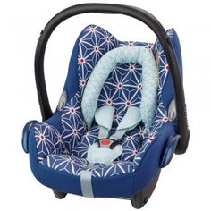 Maxi Cosi Cabriofix, Isofix optional - LIMITED EDITION STAR - 2016 bei kiddies24.de