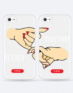 pack-funda-movil-amistad-better-together Bff, Smartphone, Better Together, Mobile Cases, Best Friends, Phone Cases, Phones, Wallpapers, Apple