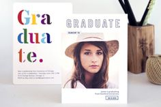Photo Graduation Cards