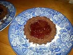Chocolate Raspberry Tart 2