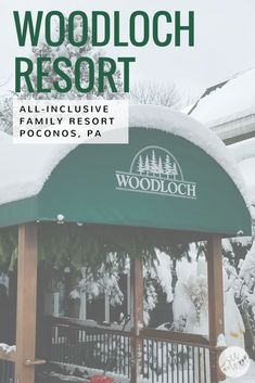 Woodloch Resort: All-Inclusive Family Resort in the Poconos PA All Inclusive Family Resorts, Winter Mountain, Travel Reviews, Mountain Resort, Indoor Activities, Winter Travel, Family Travel, Winter Wonderland, Pocono Mountains