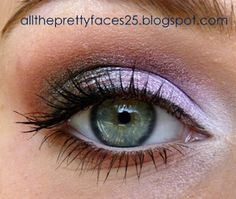 All the pretty faces: Blue Brown Lilly
