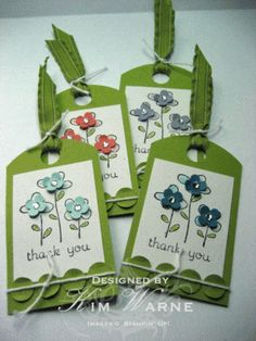 for gift tags - or even crafted as cards or bookmarks...........