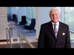 Dr. Gene Landrum rose to a challenge at work and Chuck E. Cheese was born. Watch how.