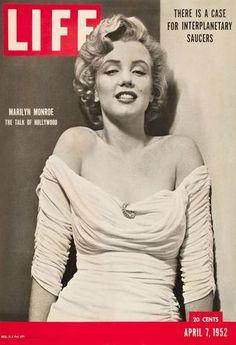 Marilyn Monroe Life Magazine Cover Poster