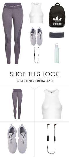 """""""I Workout!"""" by smileforsierra ❤ liked on Polyvore featuring adidas, NIKE, Sudio, adidas Originals and Under Armour"""