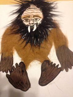 Turkey in disguise-Bigfoot