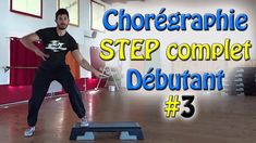 Chorégraphie STEP débutant #3 - Cours de STEP complet français - Apprend... Exercice Step, Hiit, Cardio, Lose Weight, Weight Loss, Zumba, Workout Videos, Bodybuilding, Aerobic Exercises