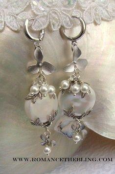 Vintage Solide 925 Sterling Silber Ethnische Blume Ohrringe für Frauen Schmuck