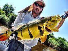 Amazônia.... eXtreme Fishing!!!