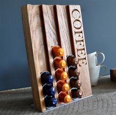 Coffee Pod Rack