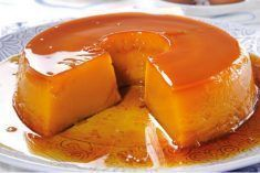 Pudim Abade de Priscos Christmas Deserts, Candy S, Portuguese Recipes, Home Food, Dressing Recipe, No Bake Desserts, Food Inspiration, Food To Make, Delish