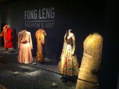 Amsterdam Museum  Fong Leng - Fashion & Art   13-12-2013 t/m 16-04-2014