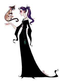 Witchsona by drawnbydana