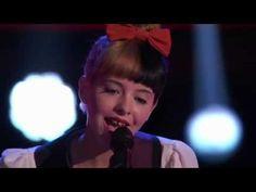 Melanie Martinez's Audition Toxic The Voice YouTube - YouTube
