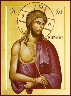 Christ the Bridegroom by Bridget Hayes