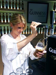 Irish Guinness Factory