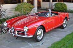 alfa romeo giulietta 1960 - #alfaromeogiulietta