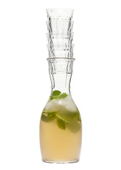 Homemade Ginger Ale can be used as a mixer but is also great on its own for nondrinkers.