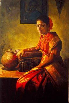 Tamil Woman by Ilayaraja
