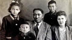 Early African American migrants in Russia