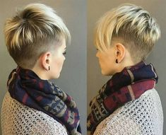 Fashionable Pixie Haircut Ideas For Spring 201804