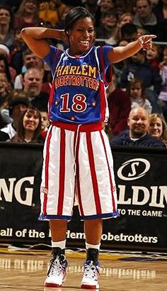 bce77ef80486 Looking for your TNT s  18 Harlem Globetrotters jersey  Look no further and  pick one