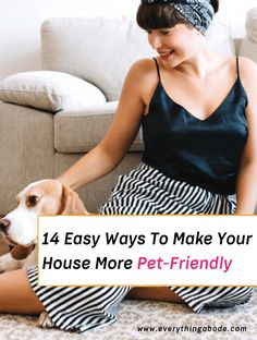 You'll be surprised by how much you can do to prepare your space for the arrival of a new pet. All it takes is some creativity, and even if you're not sure where or when they will show up on your doorstep, these tips are here to help! Let's uncover what it takes for getting... Read More » The post 14 Ways to Keep Your House Pet-Friendly appeared first on Everything Abode. Jill Taylor, Pet Friendly Apartments, More Instagram Followers, Dealing With Stress, Leadership Roles, Personal Goals, Great Leaders, Loose Hairstyles, Ted Talks