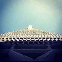 Transamerica Pyramid by William Pereira (1972)