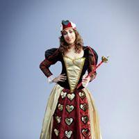 Reina de Corazones (Lujo)