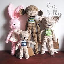 muñecos tejidos al crochet - Buscar con Google