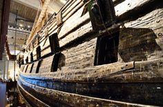 . Vasa se hundió, después de navegar casi 1300 metros-El de Estocolmo, Suecia   Paige Taylor Evans