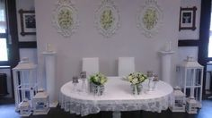 Hochzeitsdeko klassisch