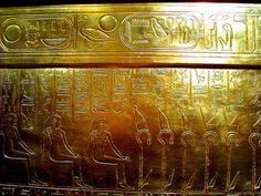 STAR GATES: (TRANSFORMATION???) A GOLDEN MESSAGE From Tutankhamun