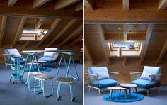 Top Class VIP Lounge by Stone Designs, Grandvalira Ski Station (Andorra) 2015 #Grandvalira #StoneDesigns