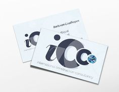ICC Corporate branding