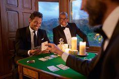 David Gandy suits up for Marks & Spencer | British GQ