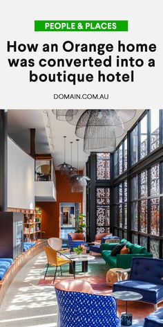 Jewellery Showroom, Orange House, Stone Barns, Romantic Picnics, Historical Architecture, Regional, Homesteading, Restoration, Australia