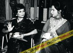 Sharmila tagore and waheeda rehman