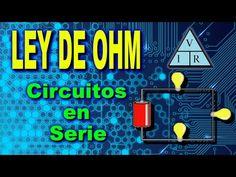 (21) Circuito en serie. Curso de Electricidad - Clase 9 - YouTube Electrical Installation, Arduino, Youtube, Electric Circuit, Journals, Libros, Control System, Electrical Wiring, Youtubers