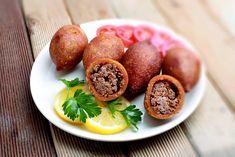 Korn, Pretzel Bites, Baked Potato, Muffin, Potatoes, Bread, Baking, Breakfast, Ethnic Recipes