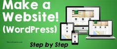 """A document which can be displayed in the form of text, images or Hyperlink in a web browser such as Firefox, Google Chrome, Microsoft Internet Explorer. Known as """"web pages"""" Step by Step Guide- How to Create a Website With WordPress  http://www.newsekaaina.com/digital-marketing"""