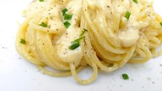 Recipe For Alfredo Sauce: a cheesy Italian pasta recipe with butter and heavy cream.