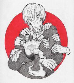 Boku no Hero Academia    Shigaraki Tomura