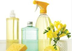 Hate cleaning? Then you will love these simple cleaning tips from SimpleSolutionsDiva.com - No Elbow Grease!