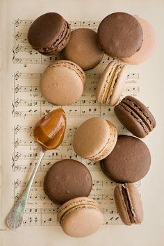 .~Macarons~. @adeleburgess
