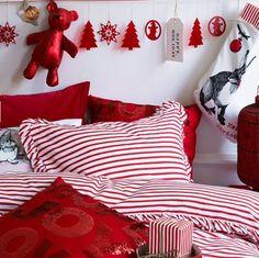 christmas bedding | Holiday Bedding | Christmas