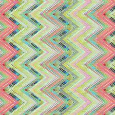 Southwest Breeze fabric by art_is_us on Spoonflower - custom fabric