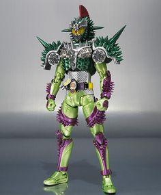 S.H. Figuarts Kamen Rider Bravo Durian Arms from Kamen Rider Gaim | CollectionDX