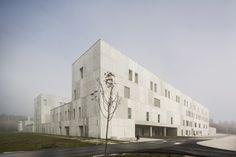 ACXT, Fernando Guerra / FG+SG · Amarante's Hospital ·